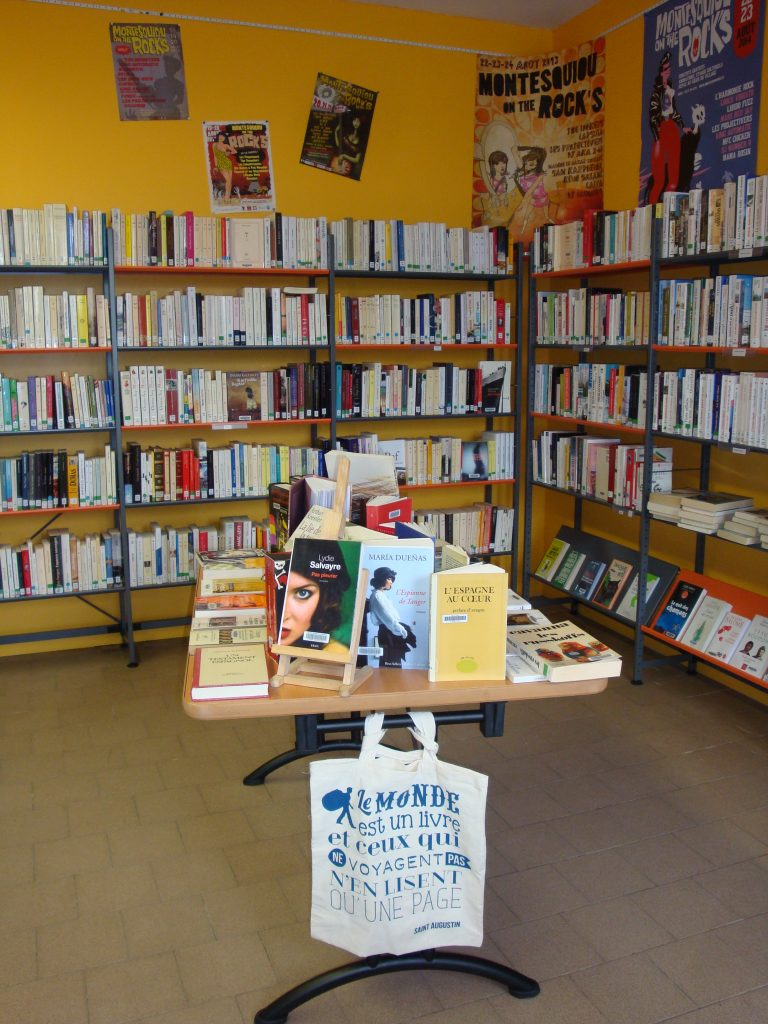 Bibliothèque montesquiou